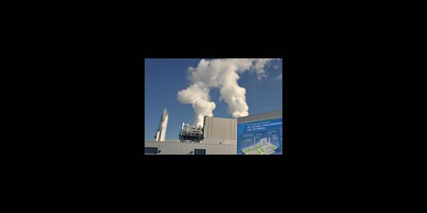 CO2 : l'Europe valide le plan belge - La Libre