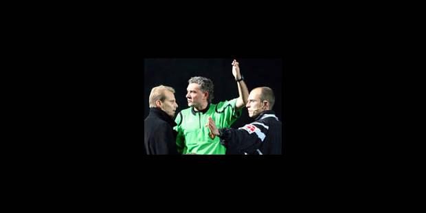 Louis Derwa ne sera pas entendu par le comité sportif - La Libre