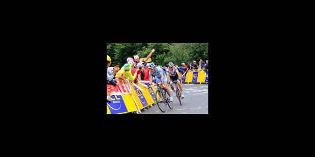 Le Tour 2012 partira de Liège, 2010 passera par Bruxelles - La Libre