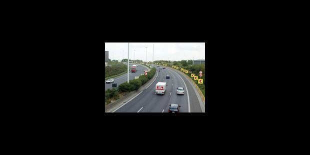 Importants embarras de circulation sur le ring de Bruxelles - La Libre