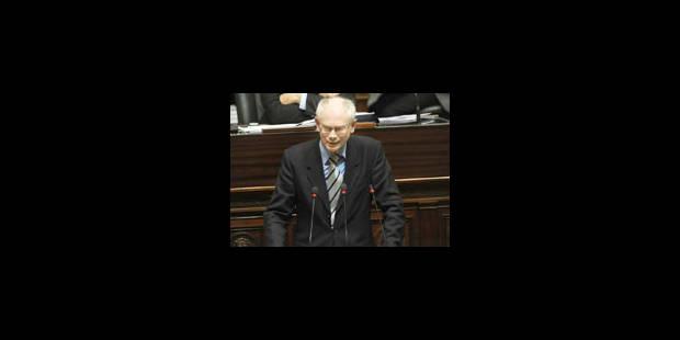 Van Rompuy va quitter ses fonctions chez Dexia Banque - La Libre
