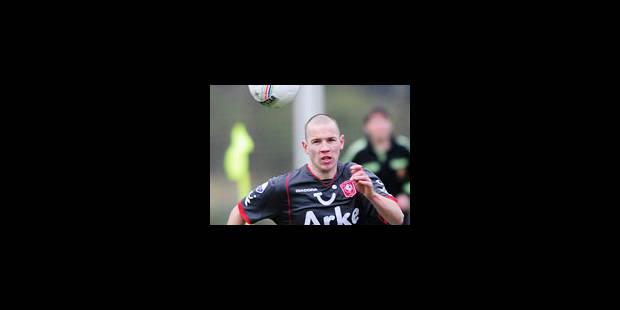 Stein Huysegems, du FC Twente, au RC Genk - La Libre