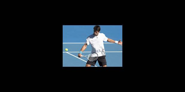 Djokovic sous la menace - La Libre