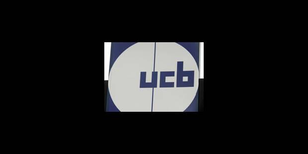 """UCB cède plusieurs activités """"secondaires"""" - La Libre"""