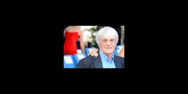 Ecclestone confirme un Grand Prix indien en 2011 - La Libre