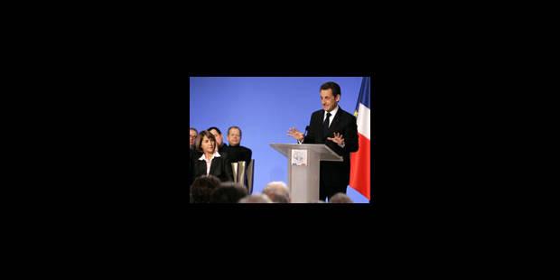 Le grand oral de Sarkozy - La Libre