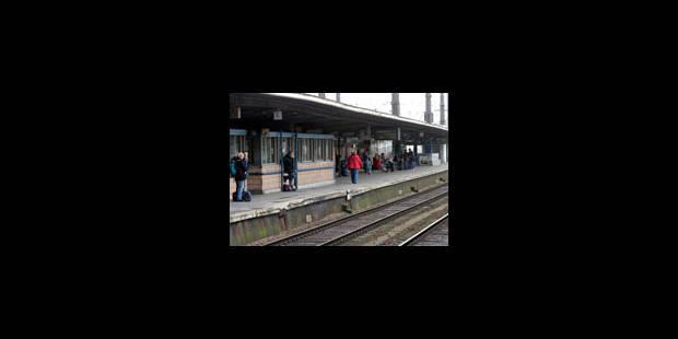 La circulation rétablie entre Bruxelles et Namur - La Libre