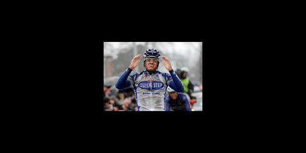 Grand Prix Samyn - Victoire de Wouter Weylandt - La Libre