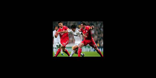 Le Real dans le rouge à Liverpool - La Libre