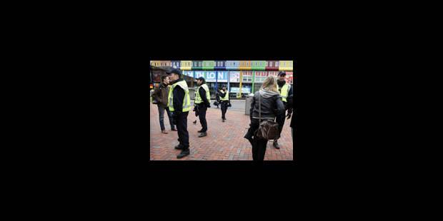 Amsterdam: la police néerlandaise interroge sept suspects - La Libre