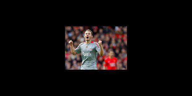 Liverpool écrase Manchester United et relance le championnat - La Libre