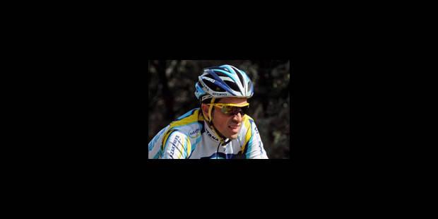Paris-Nice/6e étape: victoire et maillot jaune pour Contador - La Libre
