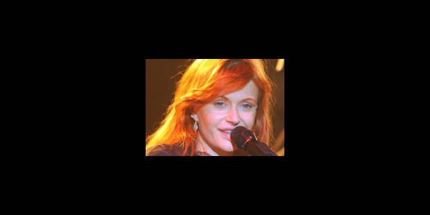 Axelle Red célèbre ses 15 ans de carrière au Sportpaleis - La Libre