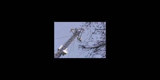 Rayonnement des antennes gsm: texte wallon approuvé en Commission - La Libre
