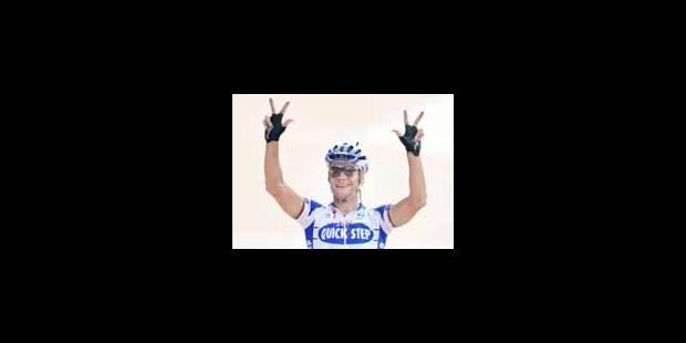 Tom Boonen gagne son 3e Paris - Roubaix ! - La Libre