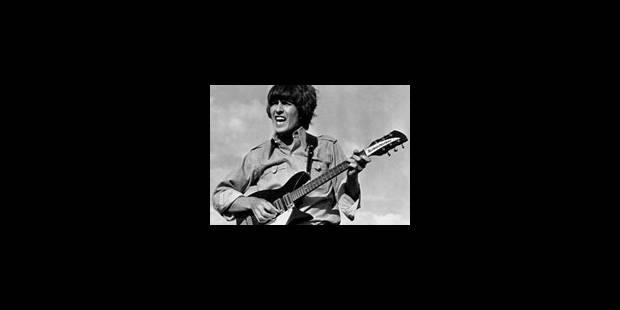 George Harrison décroche une étoile posthume - La Libre