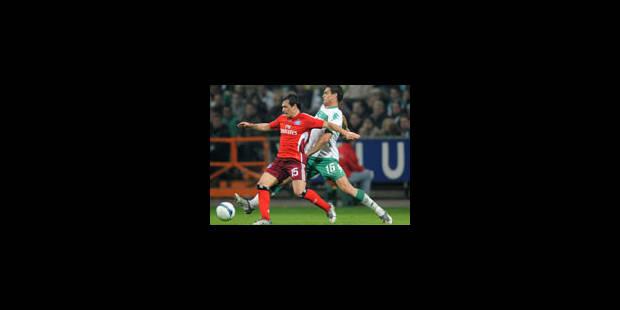 Hambourg et Shakhtar: une option sur la finale - La Libre