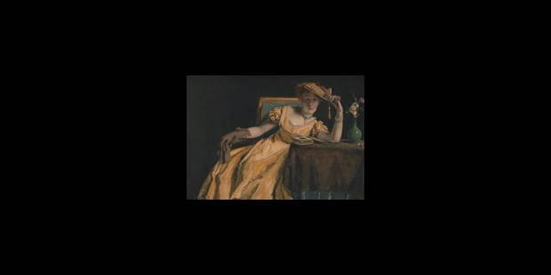 Alfred Stevens, le flambeur magnifique - La Libre