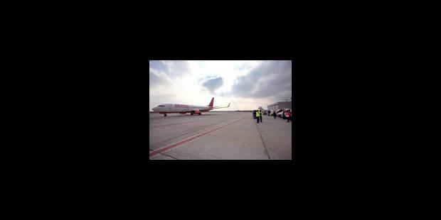 Une procédure d'atterrissage «verte» - La Libre