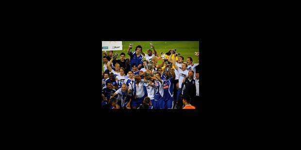 Genk remporte la Coupe de Belgique - La Libre