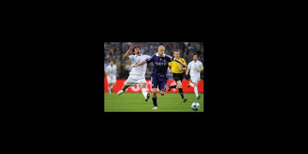 Anderlecht et le Standard se neutralisent (1-1) - La Libre