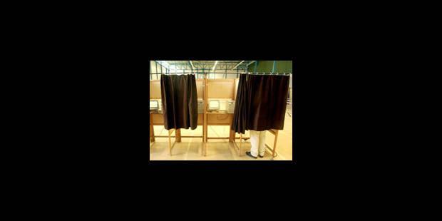 7,7 millions d'électeurs se rendent aux urnes - La Libre