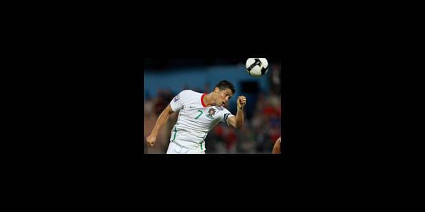 Transfert record de Ronaldo de Manchester au Real - La Libre