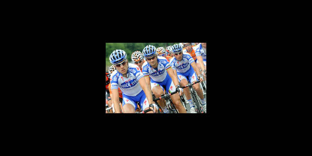 Arsenal antidopage pour le Tour - La Libre