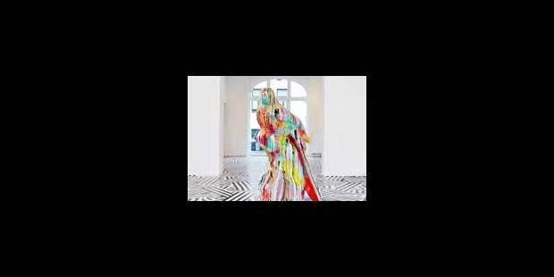 L'optique joyeuse et colorée - La Libre