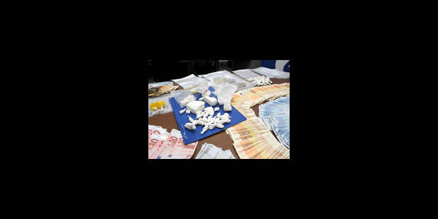 Un vrai cartel de la drogue en Belgique - La Libre