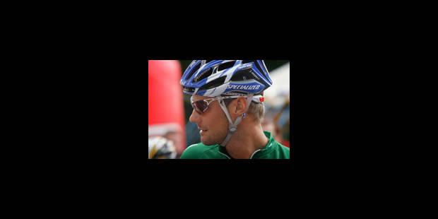 """Tom Boonen: """"je suis quasiment certain de disputer le Tour de France"""" - La Libre"""