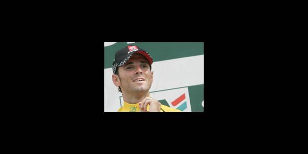 Alejandro Valverde ne disputera pas le Tour - La Libre