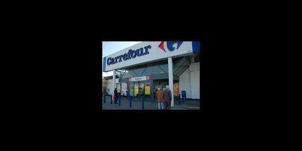 Carrefour, géant aux pieds d'argile - La Libre