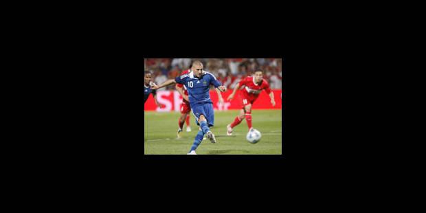 Karim Benzema transféré au Real Madrid - La Libre