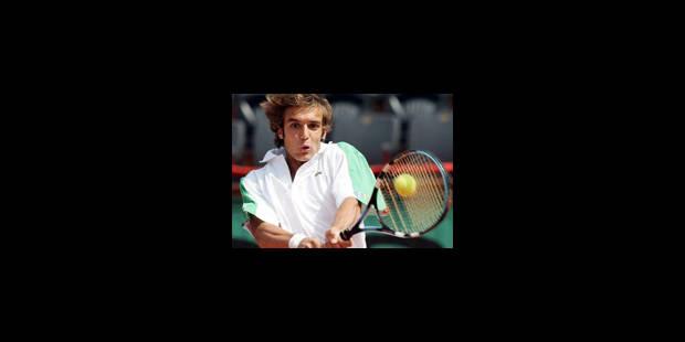 Décès du joueur de tennis Mathieu Montcourt - La Libre