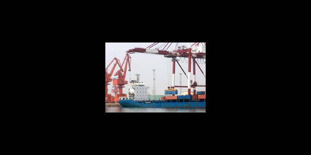 Les exportations wallonnes en hausse malgré la crise - La Libre