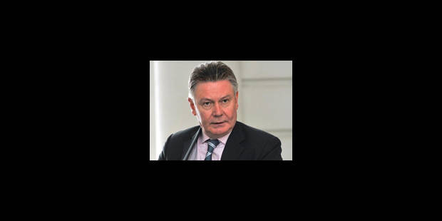 UE: De Gucht est attendu au tournant - La Libre