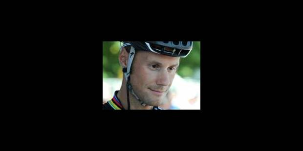 Le fantôme de Boonen traverse le Tour de France - La Libre
