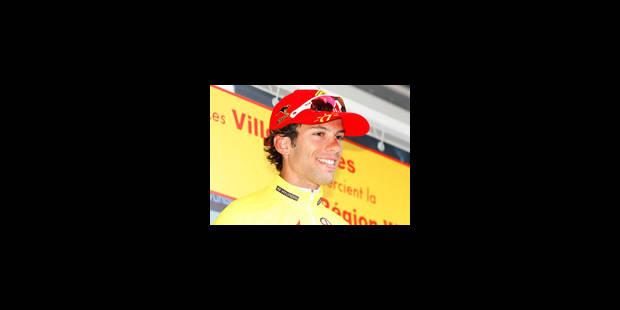 Tour de Wallonie : Victoire finale de Julien El Farès - La Libre