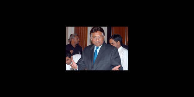 Le Pakistan ouvre une enquête contre Musharraf - La Libre