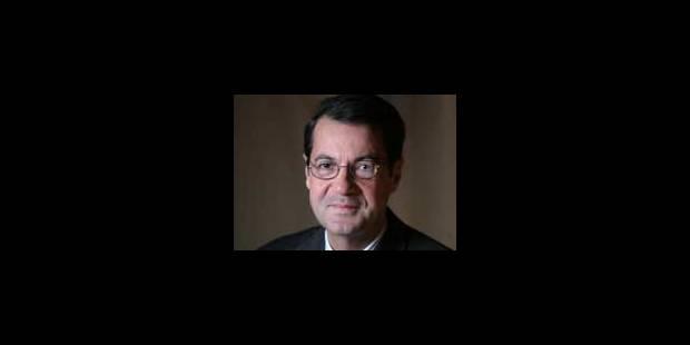 Bruno Colmant nouveau PDG adjoint chez Fortis - La Libre