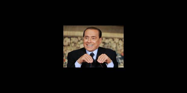 Berlusconi, le sexe et le lit de Poutine - La Libre