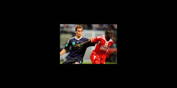 Partage entre Anderlecht et le Standard - La Libre