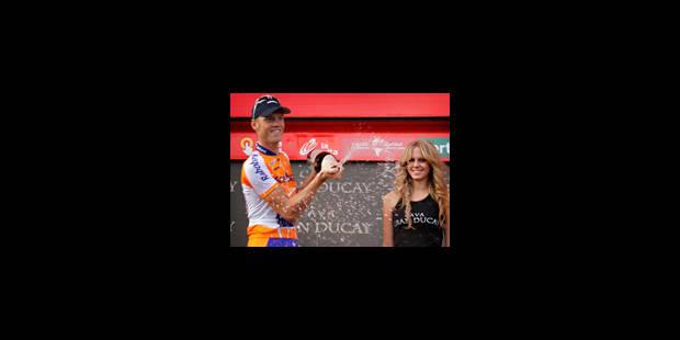 Vuelta: Boom remporte la 15e étape, Valverde reste en or - La Libre