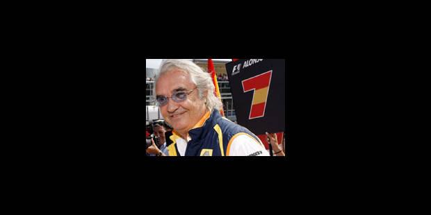Renault: Briatore quitte l'écurie - La Libre