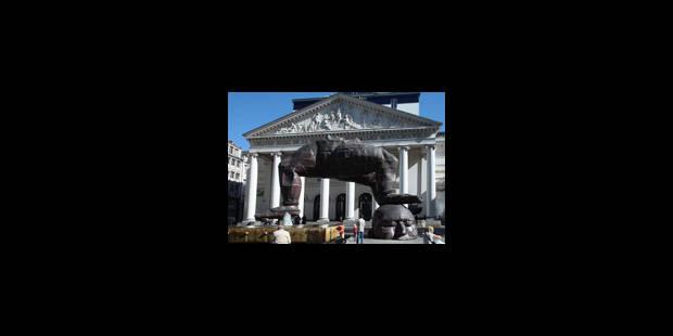 Un fort plan culturel pour Bruxelles - La Libre