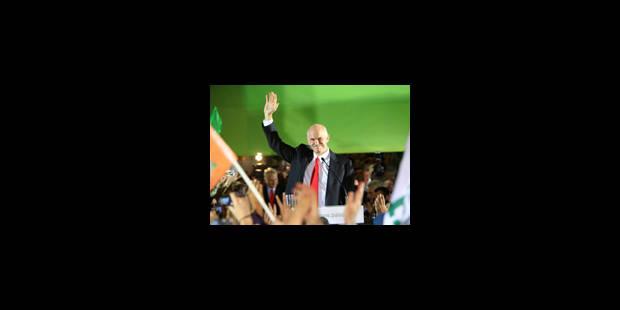 Papandréou choisit un gouvernement de rupture - La Libre