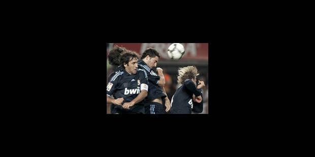 Le Real Madrid démasqué - La Libre