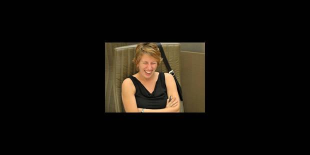 Caroline Gennez critiquée après la fuite d'un courriel - La Libre