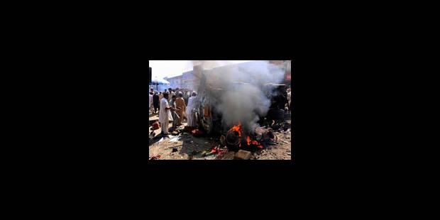 Près de 50 morts morts dans un attentat au Pakistan - La Libre